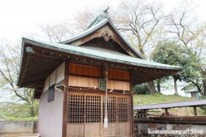 神明神社(さいたま市南区関)8