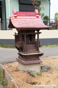神明神社(さいたま市南区関)1