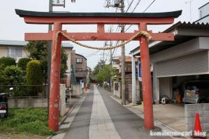 田島氷川社(さいたま市桜区田島)3