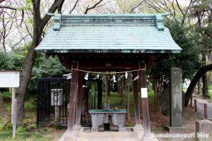 田島氷川社(さいたま市桜区田島)6