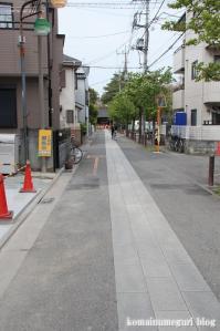 田島氷川社(さいたま市桜区田島)4