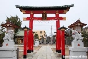 御嶽神社(さいたま市桜区田島)6