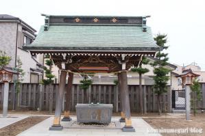 御嶽神社(さいたま市桜区田島)8