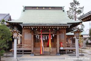 御嶽神社(さいたま市桜区田島)13