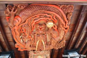 御嶽神社(さいたま市桜区田島)15