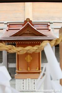 御嶽神社(さいたま市桜区田島)17