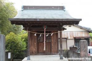 日月社(さいたま市南区鹿手袋)2
