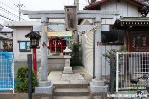 稲荷神社(さいたま市南区別所)1