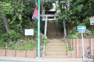 睦神社(さいたま市南区白幡)1