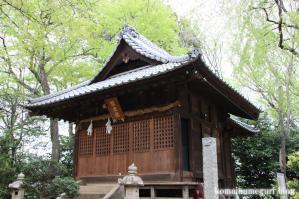 睦神社(さいたま市南区白幡)4