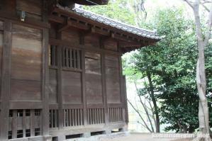 睦神社(さいたま市南区白幡)5