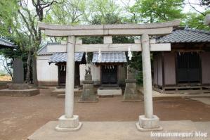 睦神社(さいたま市南区白幡)9