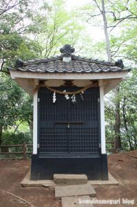 睦神社(さいたま市南区白幡)8