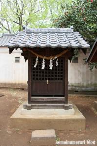 睦神社(さいたま市南区白幡)14