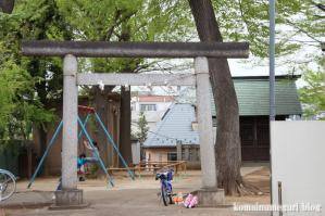 神明社(さいたま市浦和区岸町)2