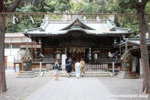 調神社(さいたま市浦和区岸町21