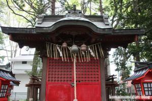 調神社(さいたま市浦和区岸町30