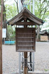 調神社(さいたま市浦和区岸町20
