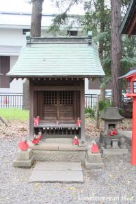 調神社(さいたま市浦和区岸町24