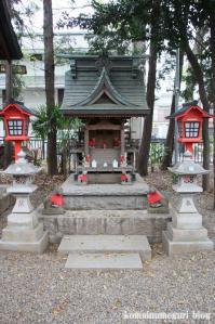 調神社(さいたま市浦和区岸町32
