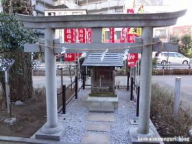 昇福稲荷大明神(調布市国領町)