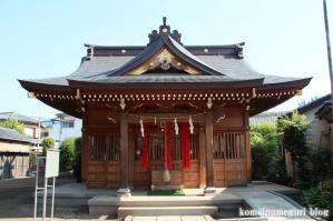本天沼稲荷神社(杉並区天沼)5
