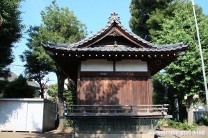 本天沼稲荷神社(杉並区天沼)10