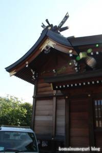本天沼稲荷神社(杉並区天沼)7