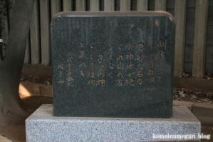 中瀬天祖神社(杉並区清水)5