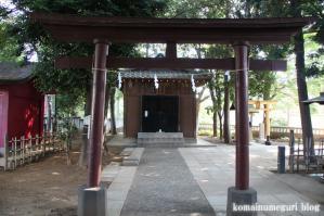 中瀬天祖神社(杉並区清水)6