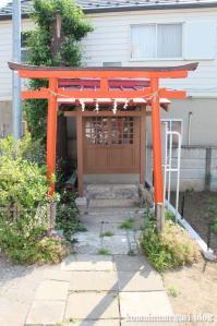 銀杏稲荷神社(杉並区下井草)1