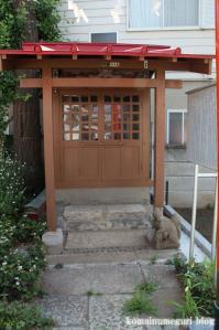 銀杏稲荷神社(杉並区下井草)3