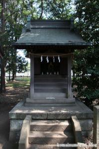 氏神八幡神社(練馬区高松)21