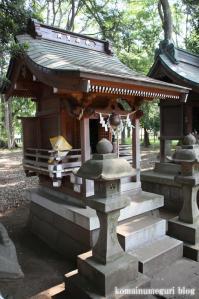 氏神八幡神社(練馬区高松)22