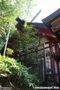 氏神八幡神社(練馬区高松)24