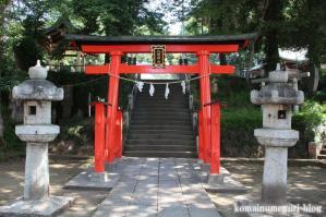 氏神八幡神社(練馬区高松)4