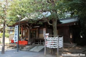 氏神八幡神社(練馬区高松)13