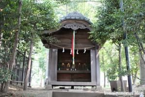 氏神八幡神社(練馬区高松)15