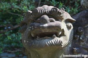氏神八幡神社(練馬区高松)36