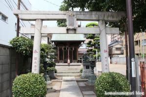 上赤塚稲荷神社(板橋区成増)1