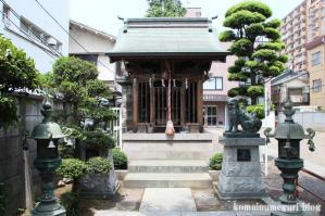 上赤塚稲荷神社(板橋区成増)3