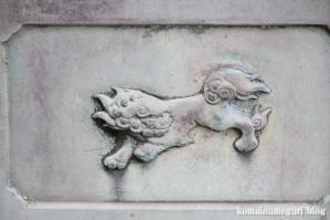 上赤塚稲荷神社(板橋区成増)8