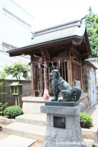上赤塚稲荷神社(板橋区成増)5