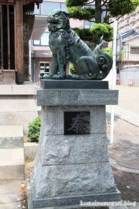 上赤塚稲荷神社(板橋区成増)9