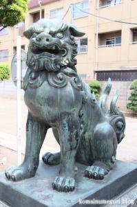 上赤塚稲荷神社(板橋区成増)10