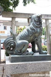 上赤塚稲荷神社(板橋区成増)11