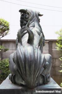 上赤塚稲荷神社(板橋区成増)12