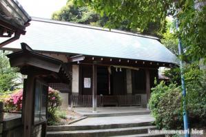 出世稲荷神社(練馬区旭町)10