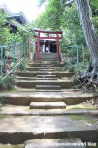 出世稲荷神社(練馬区旭町)8