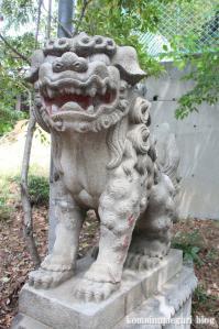 出世稲荷神社(練馬区旭町)16